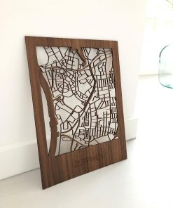 Citymap van Zutphen